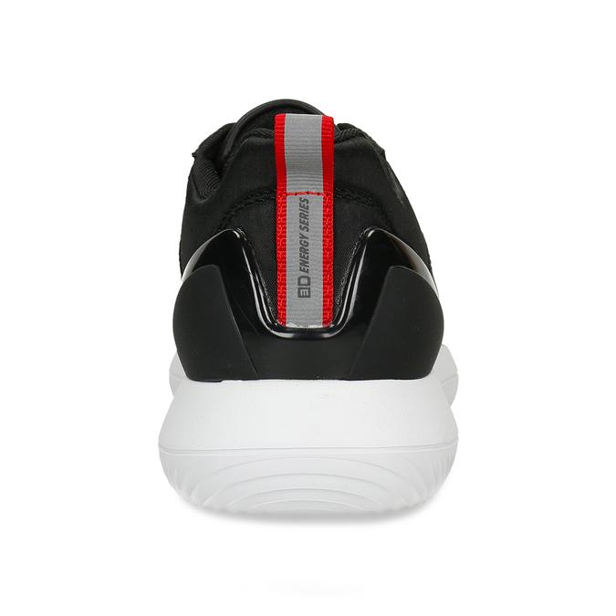 Černé dámské tenisky bata-3d-energy, černá, 541-6622 - 26