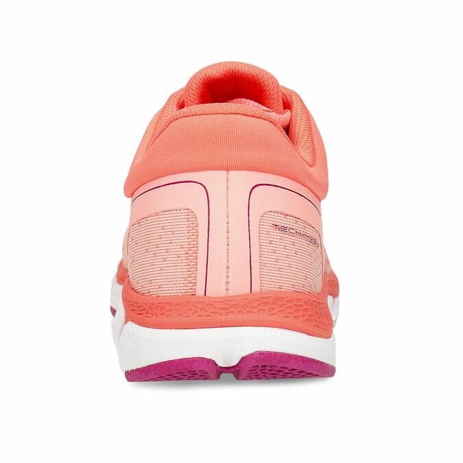 Oranžové dámské sportovní tenisky power, oranžová, 509-5620 - 15