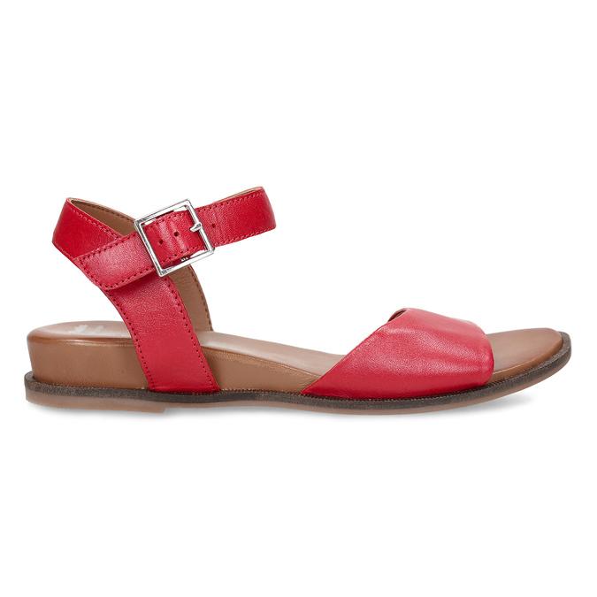 6645627 bata, červená, 664-5627 - 19