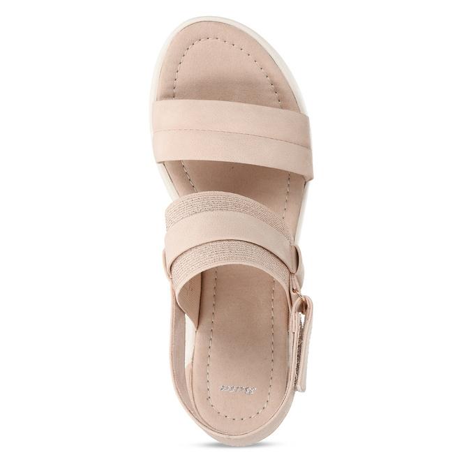6615600 bata, růžová, 661-5600 - 17