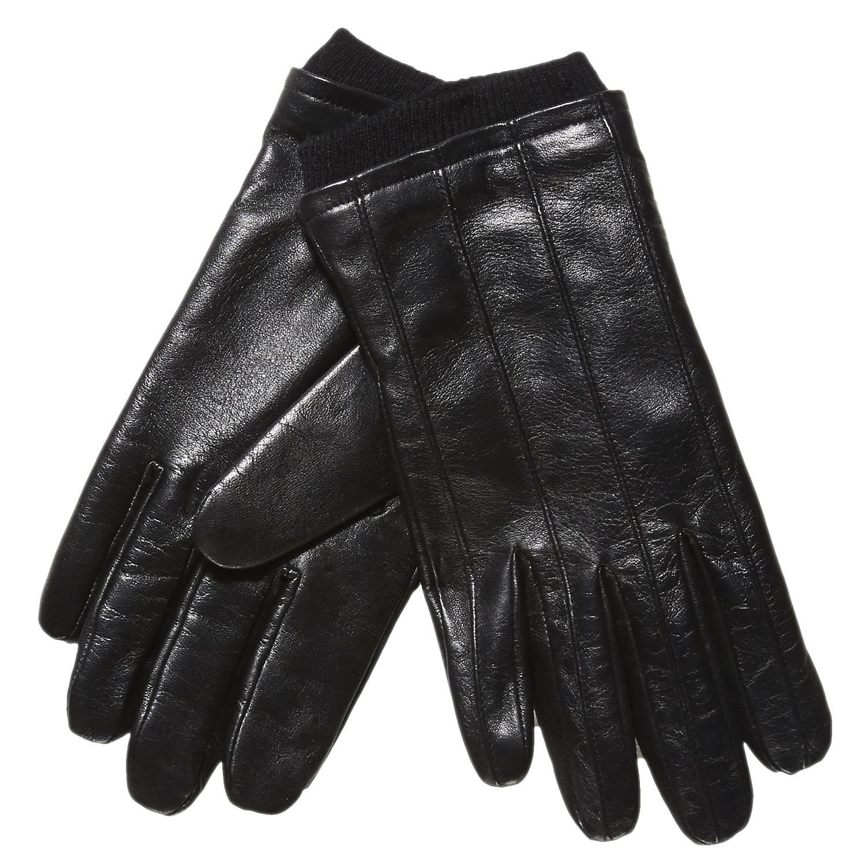 Baťa Kožené rukavice s úpletem - Pánské  1bb88b11ff