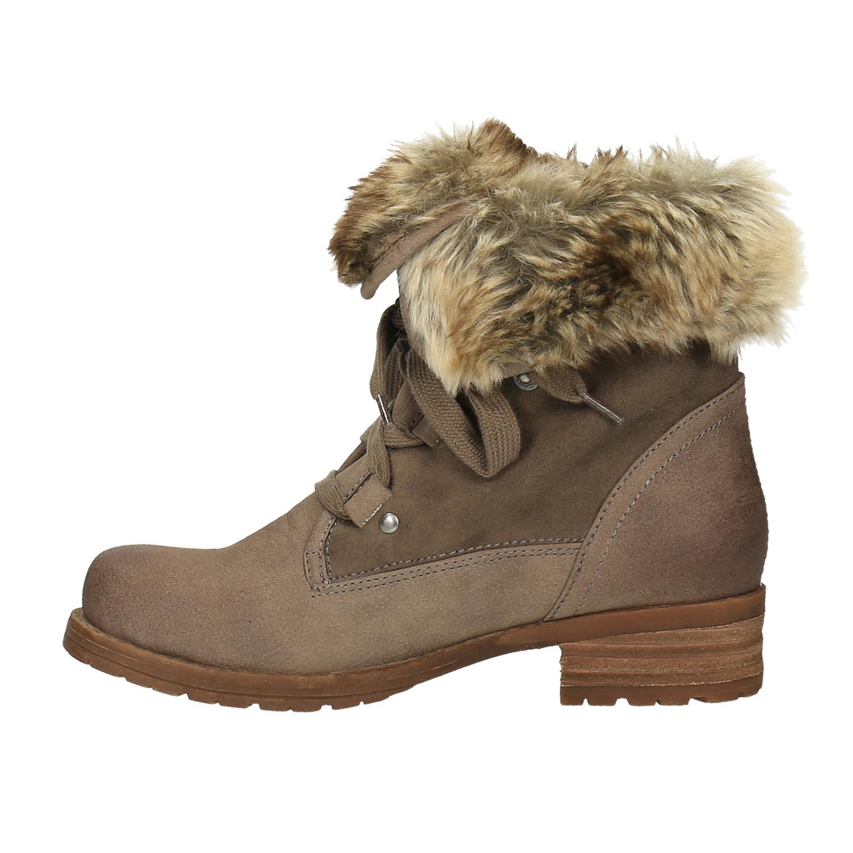 f49ea5937e8 Baťa Dámská zimní obuv s kožíškem - Všechny boty