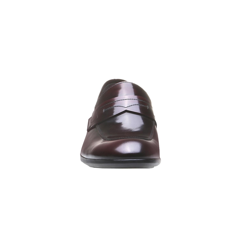 Neville - kožené mokasíny bata, 2018-814-5347 - 16