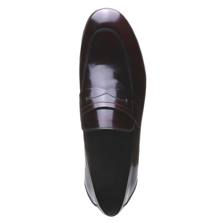 Neville - kožené mokasíny bata, 2018-814-5347 - 19