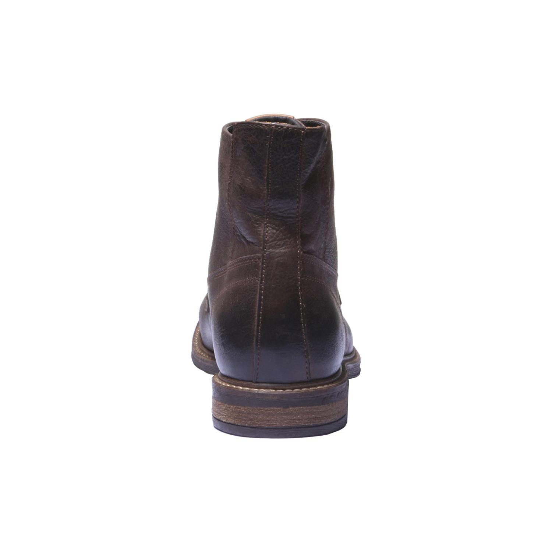 Pánské kožené polobotky bata, 2019-894-4106 - 17